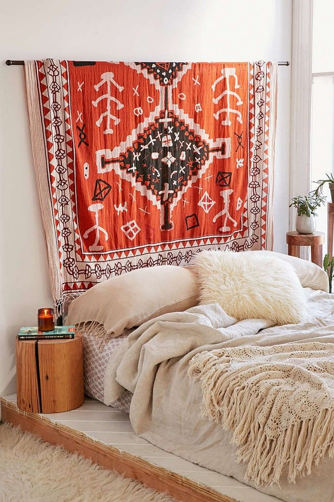 When patterned rugs find their place on the wall patterned rugs When Patterned Rugs Find Their Place on The Wall bc87c55a553f5f73240b62967847dc91