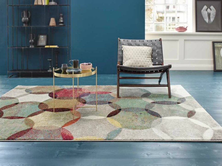Be inspired by this 10 outdoor modern rugs!