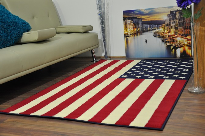 7 Bold Rugs That Honor Fourth Of July Modern Rugs 7 Bold Modern Rugs That Honor Fourth Of July DSC 0633