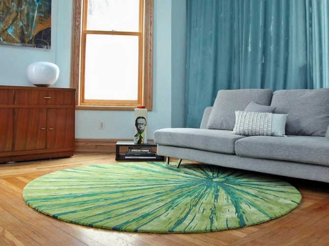 Learn How to Use Round Rugs in Your Decoration round rugs Learn How to Use Round Rugs in Your Decoration contemporary round area rugs rugs runner sisal area rug