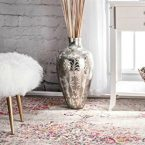fluffy rugs modern rugs Ballet Slipper Pantone Color: the best modern rugs for this Fall gtygv 145x145