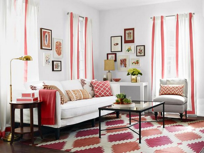 Contemporary Rugs presents: Top 10 Colors for Fall 2017 by Pantone contemporary rugs Contemporary Rugs presents: Top 10 Colors for Fall 2017 by Pantone red