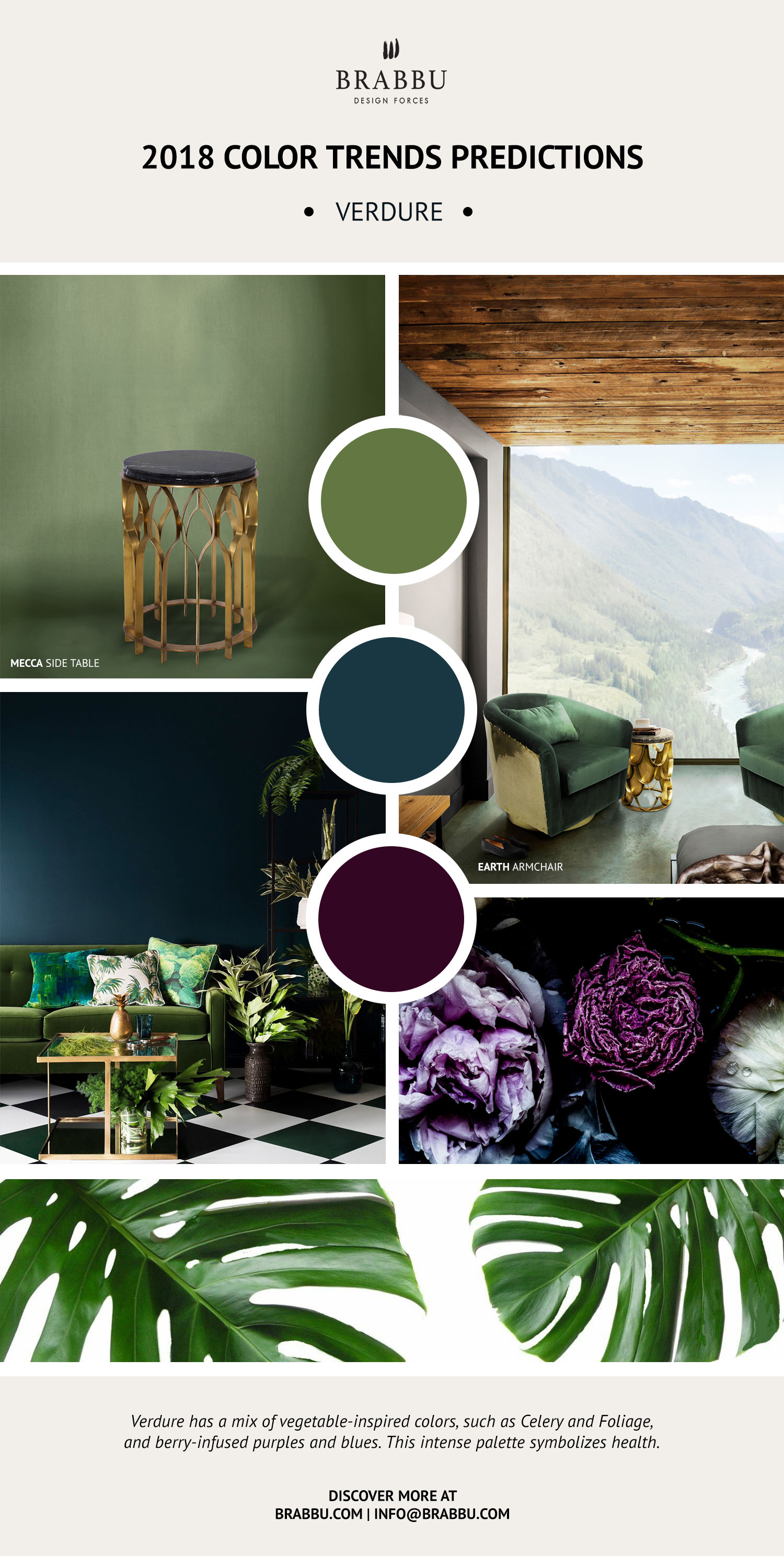 Pantone Color Trend Predictions For 2018 color trend Pantone Color Trend Predictions For 2018 1 1