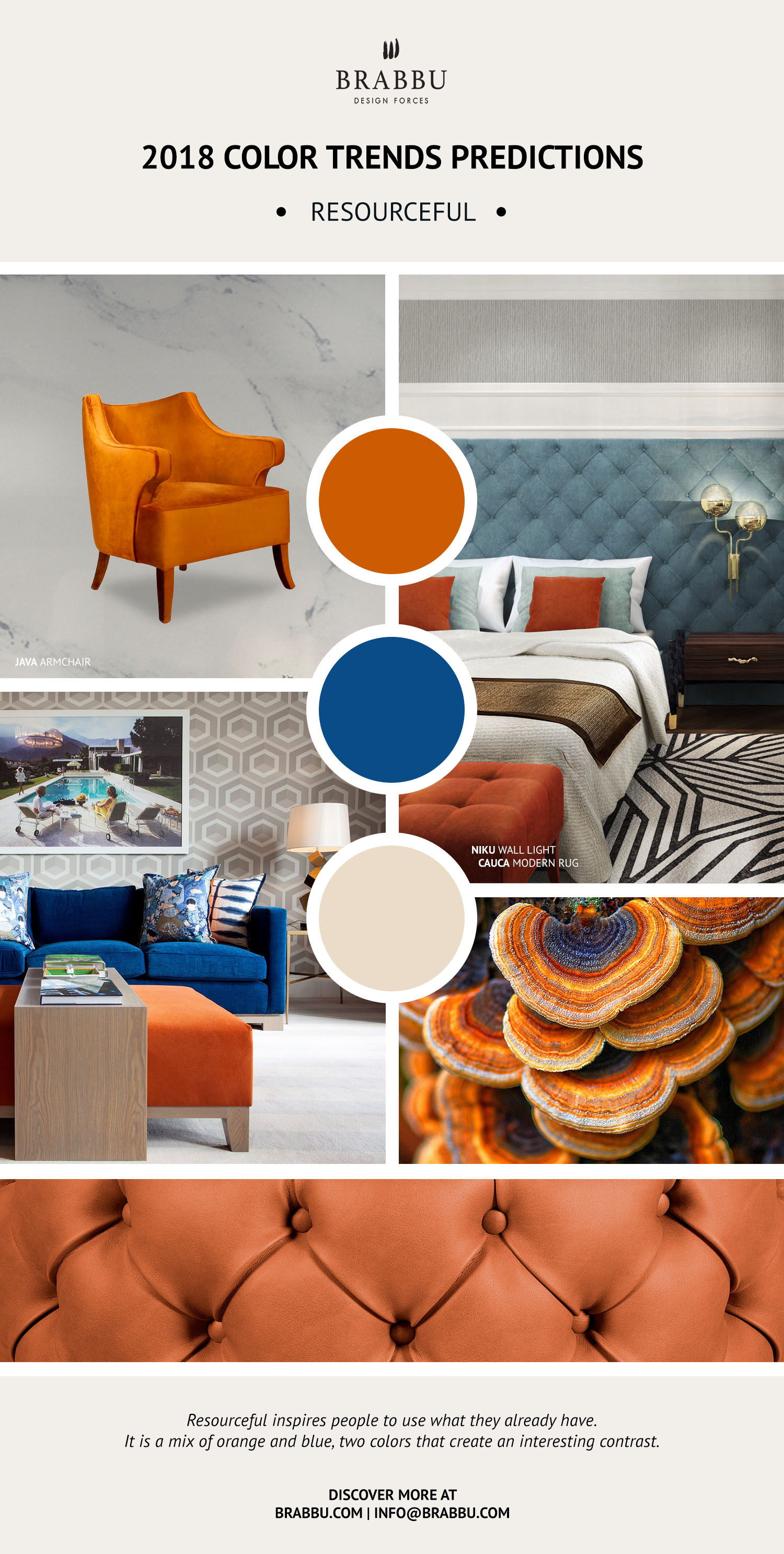 Pantone Color Trend Predictions For 2018 color trend Pantone Color Trend Predictions For 2018 3 1