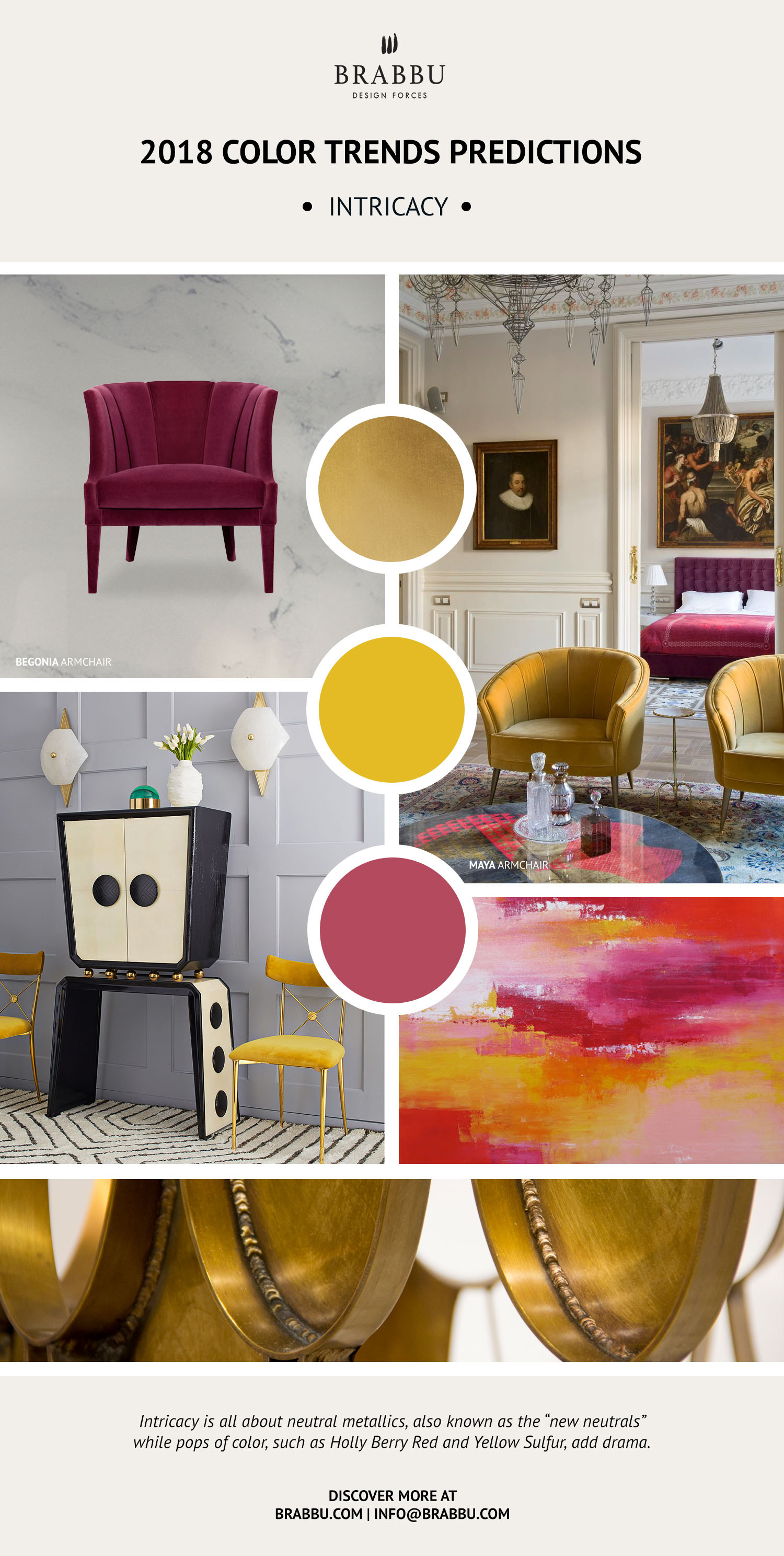 color trend Pantone Color Trend Predictions For 2018 8 1