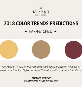 Pantone Color Trend Predictions For 2018 color trend Pantone Color Trend Predictions For 2018 FEATURED 264x280