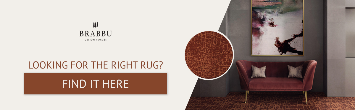 BRABBU-rugs-banner 2020 spring 2020 Spring Interior Design Trends: Colors, Textures and Patterns banner rugs