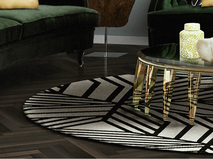black and white rug black and white rug For an Elegant Living Room, We Choose a Black and White Rug For an elegant living room we choose a black and white rug