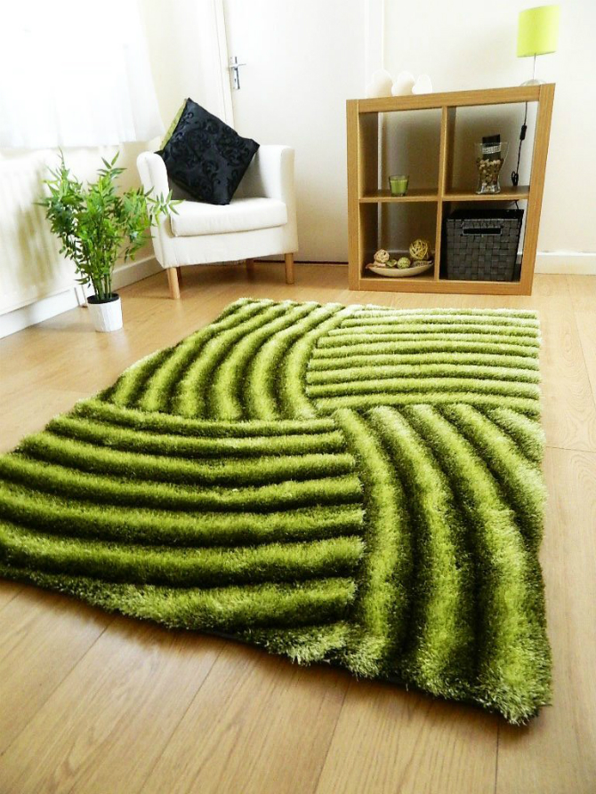 fluffy rugs fluffy rugs Top 5 fluffy rugs ready to inspire your New Year's Eve Green Rug