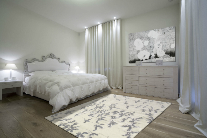Blossom Bedroom Rugs