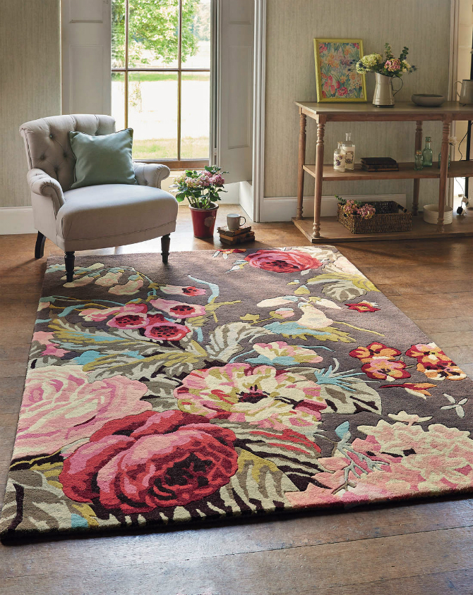 How to use incredible Patterned Rugs for a new décor in 2018! patterned rugs How to use incredible Patterned Rugs for a new décor in 2018! bedroom rugs6