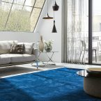 blue rug blue rug Blue rug: a raindrop at your home decor blue rug 145x145