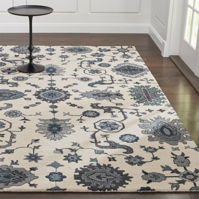 How to use incredible Patterned Rugs for a new décor in 2018! patterned rugs How to use incredible Patterned Rugs for a new décor in 2018! wool rugs