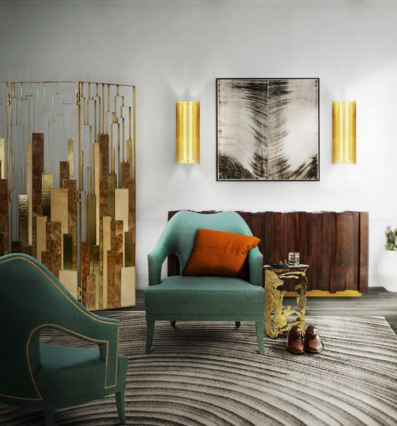 living room design Living Room Design- The Best Modern Rugs brabbu ambience press 28 HR