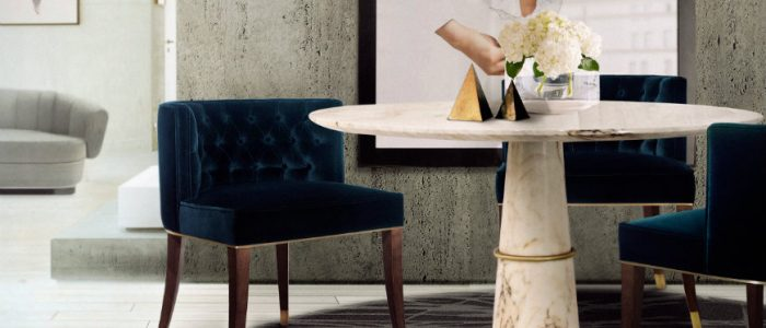 The best Modern Rugs for your Dining Room Design