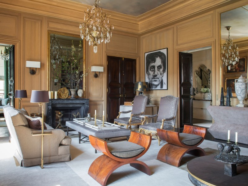 JEAN-LOUIS DENIOT: Incredible modern Rug design projects jean-louis deniot Jean-Louis Deniot: Incredible modern Rug design projects 3 1