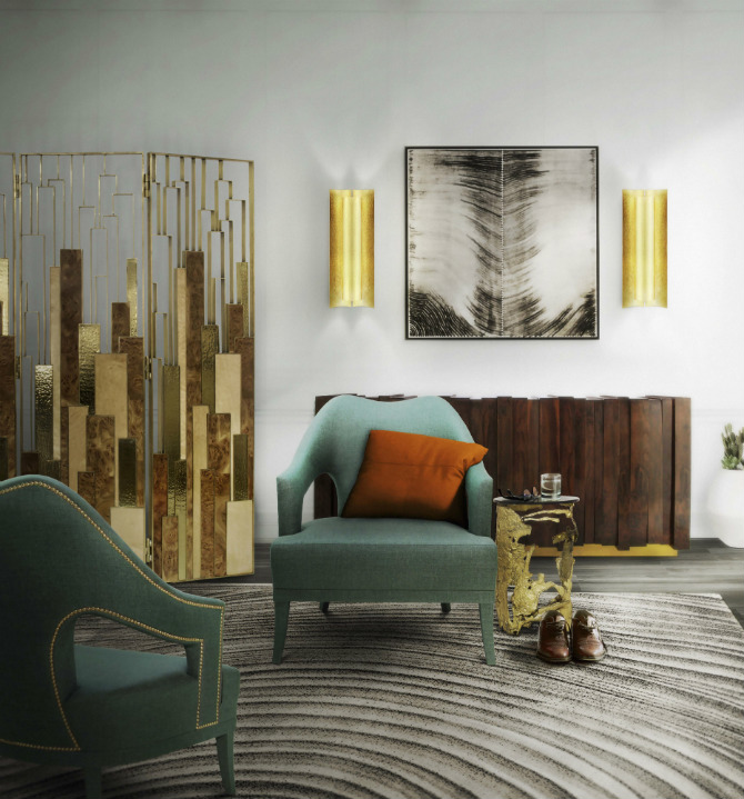 2019 Interior Design Trends: Dazzling Rugs to Start the New Year 2019 interior design trends 2019 Interior Design Trends: Dazzling Rugs to Start the New Year KARA RUG Floral and Geometric Fabrics