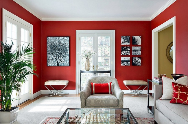 red tones Trends Alert: The Powerfulness of Red Tones 10