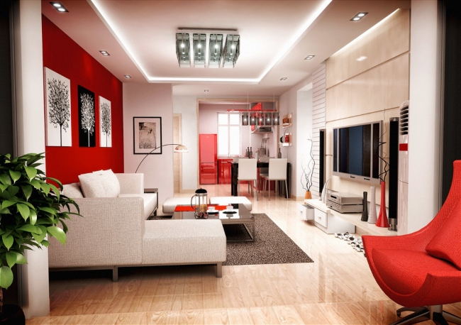 red tones Trends Alert: The Powerfulness of Red Tones 4