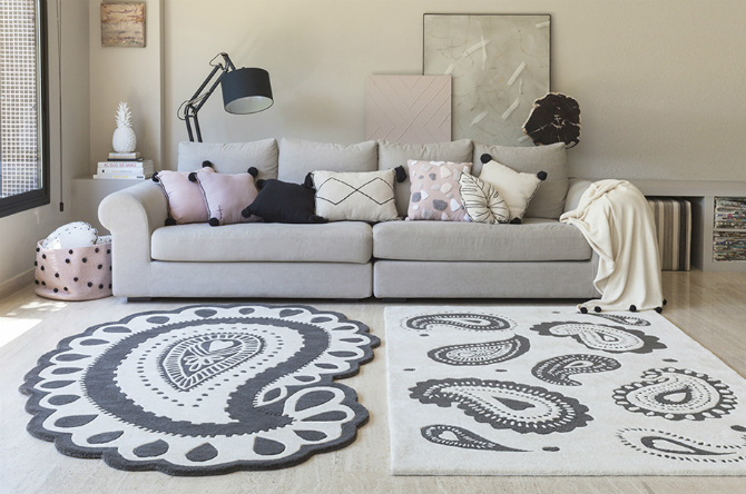 Sustainable Rugs for a Eco-Friendly House