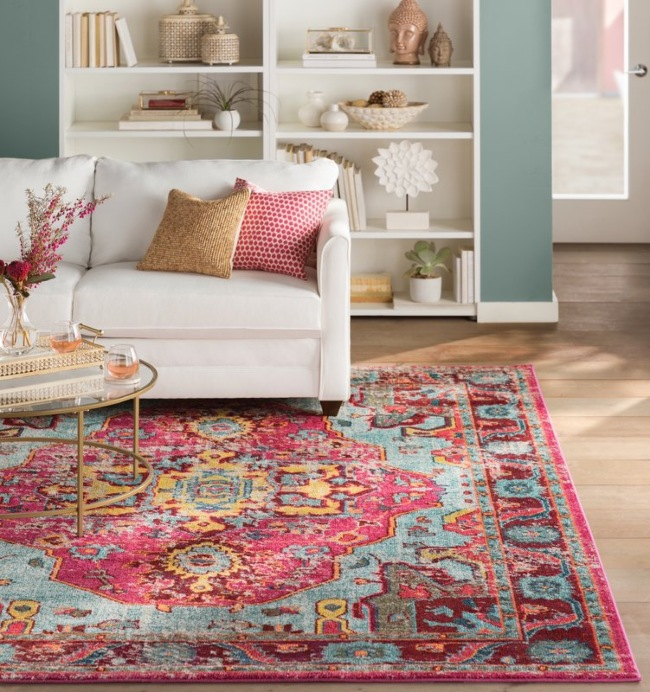 Modern Rooms with Stylish Rugs stylish rugs Modern Rooms Guide with Stylish Rugs Modern Rooms with Stylish Rugs 1