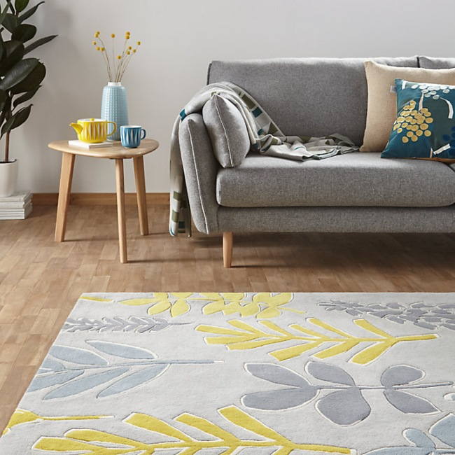Modern Rooms stylish rugs Modern Rooms Guide with Stylish Rugs Modern Rooms with Stylish Rugs 11