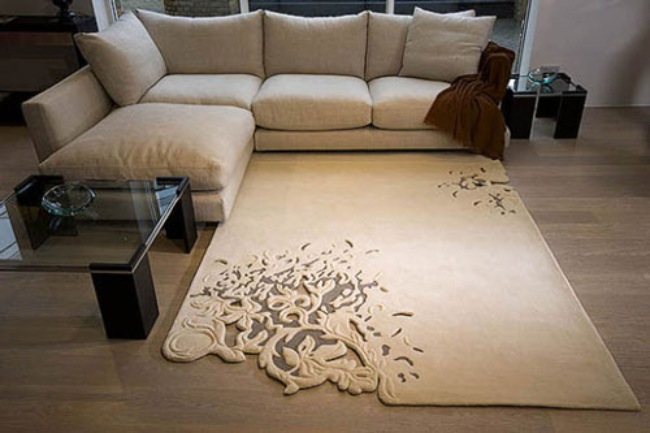 Modern Rooms with Stylish Rugs stylish rugs Modern Rooms Guide with Stylish Rugs Modern Rooms with Stylish Rugs 3