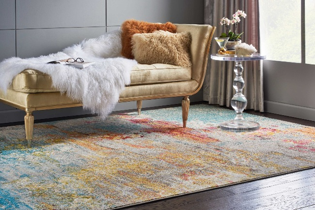 Modern Rooms with Stylish Rugs