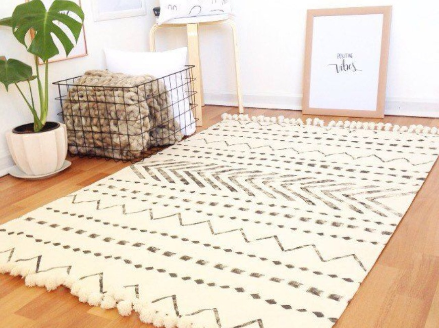 Modern Rooms with Stylish Rugs stylish rugs Modern Rooms Guide with Stylish Rugs Modern Rooms with Stylish Rugs