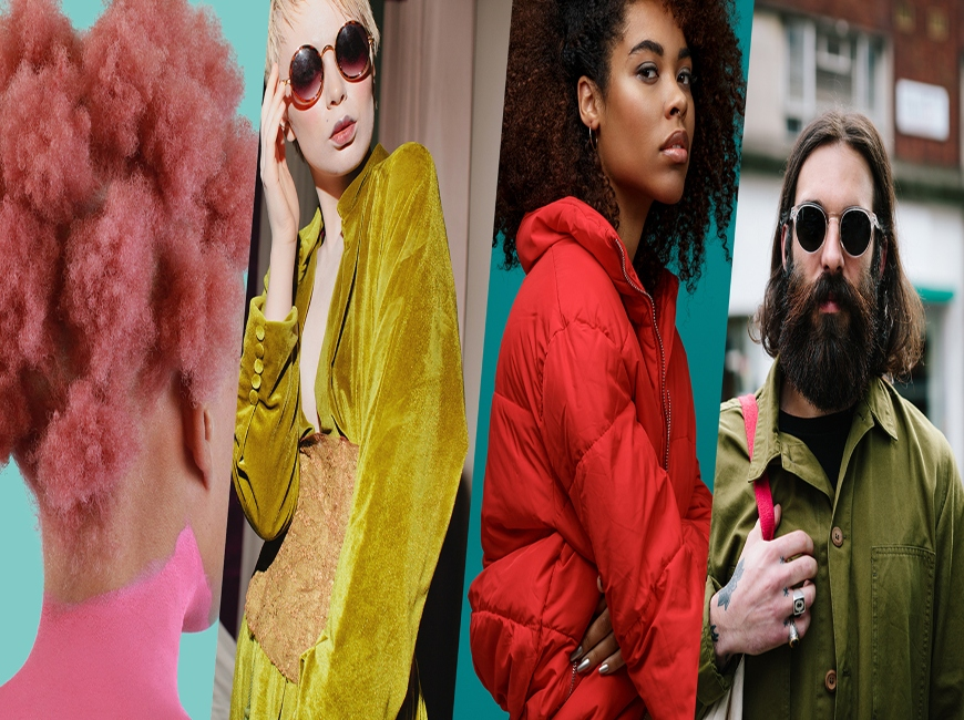 A Pantone Color Story about London Fashion Week