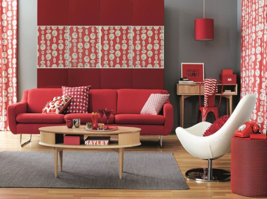 Trends Alert: The Powerfulness of Red Tones red tones Trends Alert: The Powerfulness of Red Tones capa 1