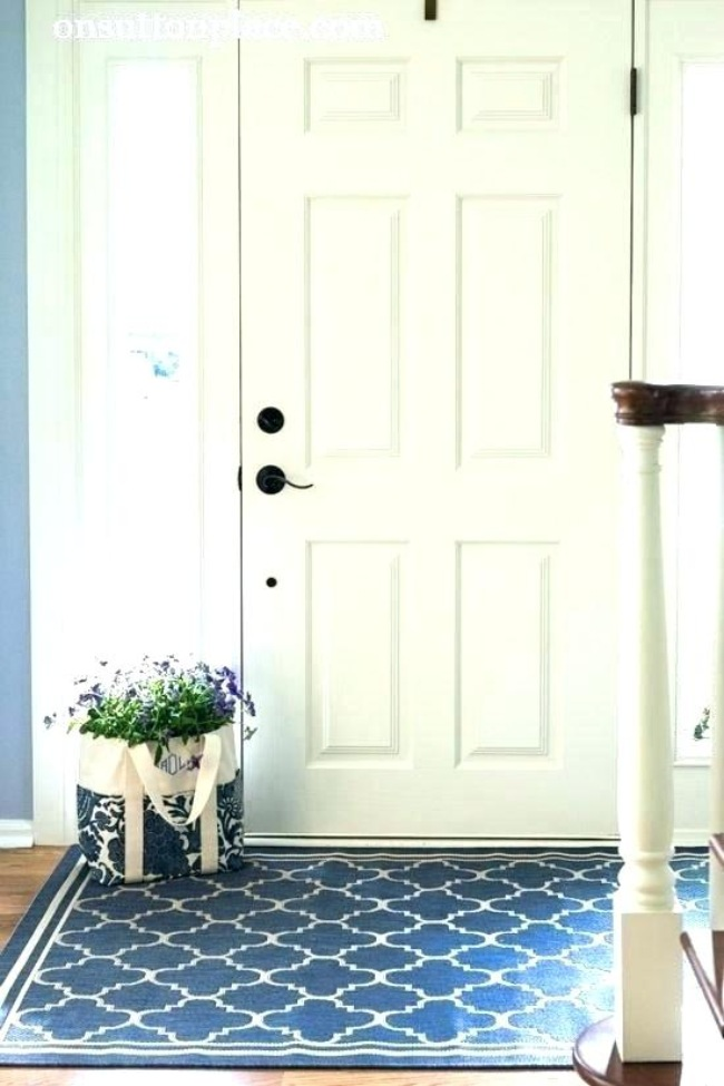 Rugs Ideas to Amaze Your Guests entryway rugs Entryway Rugs Ideas to Amaze Your Guests Entryway Rugs Ideas to Amaze Your Guests 14