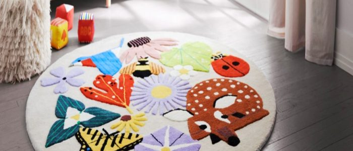 Kid's Bedroom- The Best Selection of Rugs kid's bedroom Kid's Bedroom- The Best Selection of Rugs KIDS RUGS 700x300