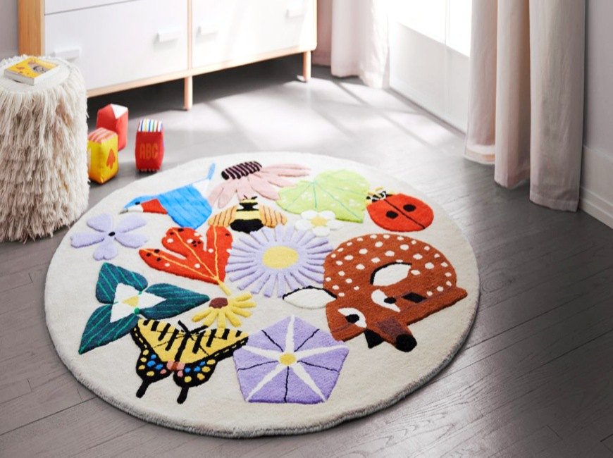 The Best Rugs to Your Kids Bedroom kids bedroom The Best Rugs to Your Kids Bedroom KIDS RUGS
