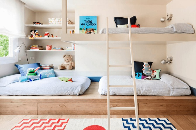 The Best Rugs to Your Kids Bedroom kid's bedroom Kid's Bedroom- The Best Selection of Rugs The Best Rugs to Your Kids Bedroom 1