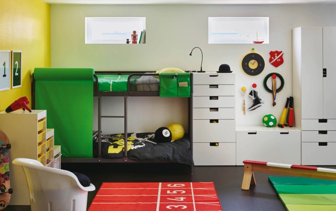 The Best Rugs to Your Kids Bedroom kid's bedroom Kid's Bedroom- The Best Selection of Rugs The Best Rugs to Your Kids Bedroom 2
