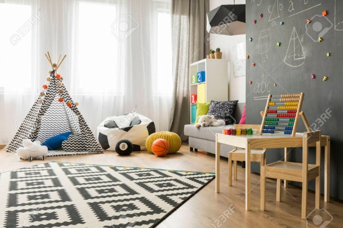 The Best Rugs to Your Kids Bedroom kid's bedroom Kid's Bedroom- The Best Selection of Rugs The Best Rugs to Your Kids Bedroom 7