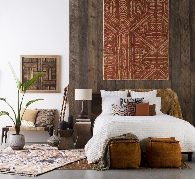 bedroom rug Bedroom Rugs Guide – Let's make a statement! Bedroom Rugs     Let it make a statement ethnic 3