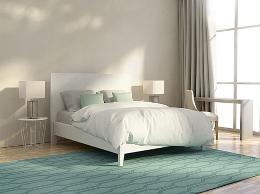 bedroom rug Bedroom Rugs Guide – Let's make a statement! Bedroom Rugs     Let it make a statement
