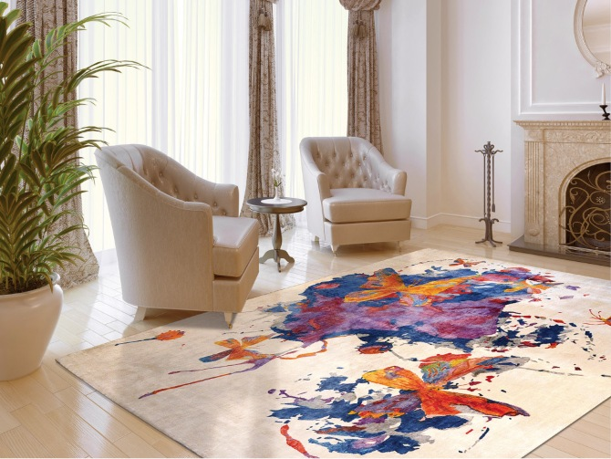 isaloni 2019 iSaloni 2019 – Are You Ready? Platinum Custom Rugs