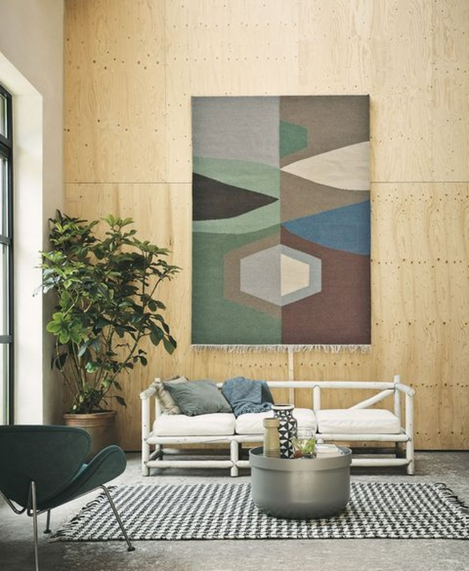 hanging rugs Hanging Rugs: Are they the new paintings? Hanging Rugs Are they the new paintings 10
