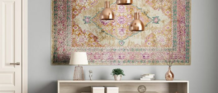 Hanging Rugs: Are they the new paintings? hanging rugs Hanging Rugs: Are they the new paintings? Hanging Rugs Are they the new paintings 11 700x300