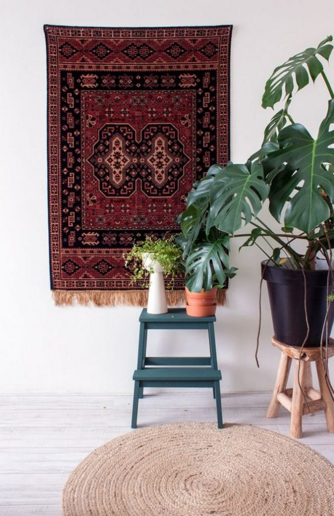 hanging rugs Hanging Rugs: Are they the new paintings? Hanging Rugs Are they the new paintings 5 664x1024