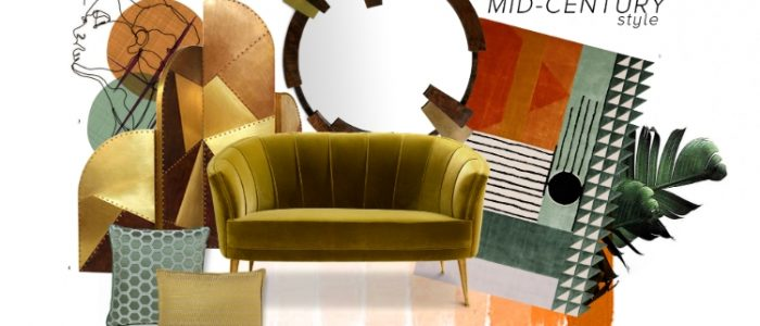 Mid-Century Style: The Deluxe of Past mid-century Mid-Century Style: The Deluxe of Past Mid Century Style 700x300