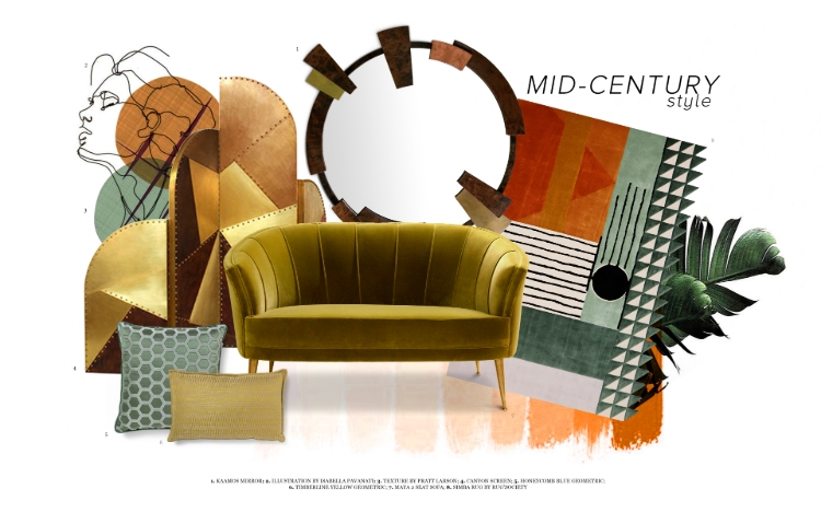 Mid-Century Style: The Deluxe of Past mid-century Mid-Century Style: The Deluxe of Past Mid Century Style