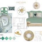 Neo Mint Moodboard moodboards 4 Colourful Moodboards to Inspire You NeoMint Moodboard 145x145