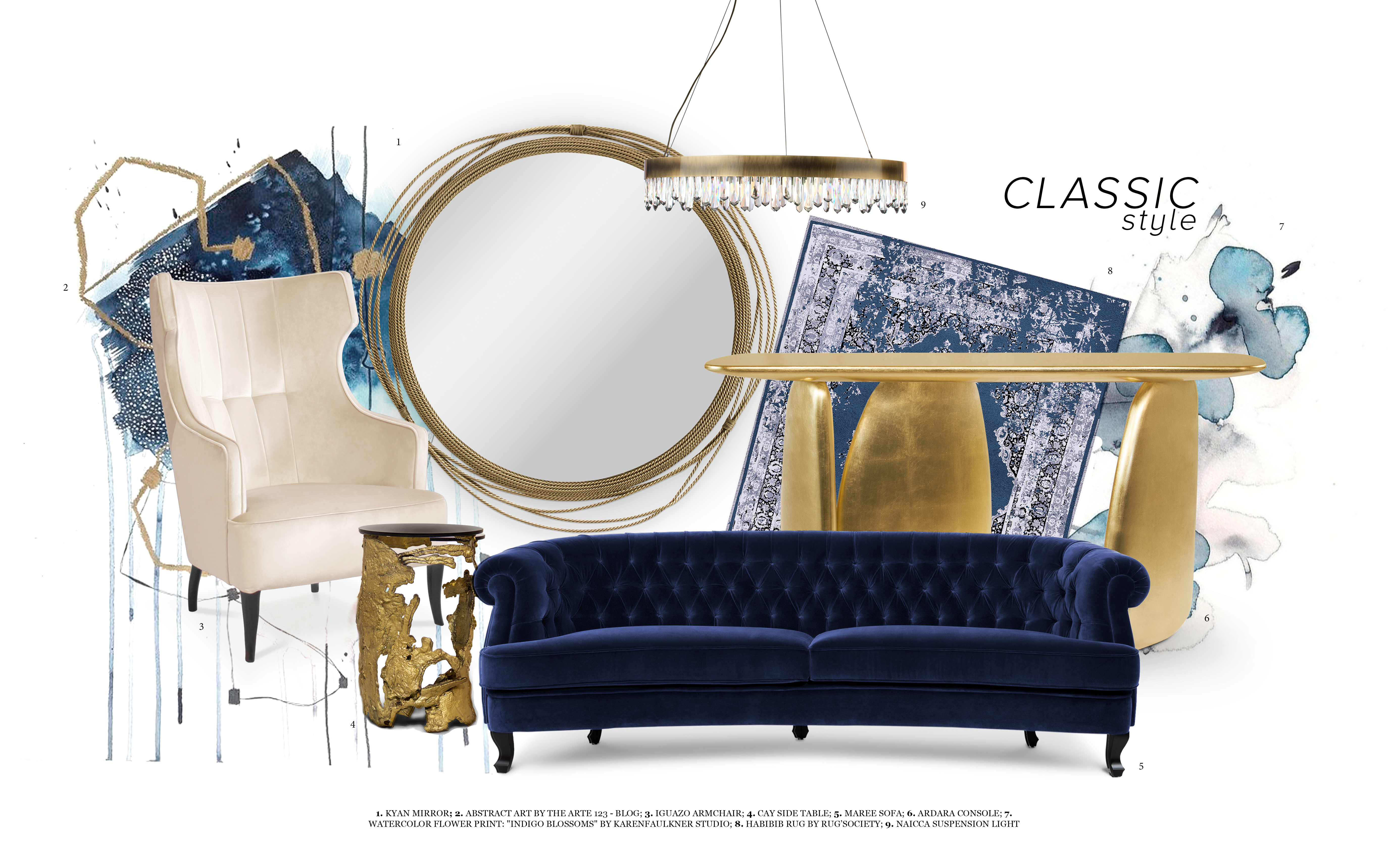 Classic Style: The luxury that invades you classic style Classic Style: The luxury that invades you classic 3