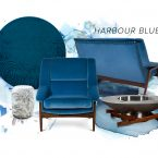 Harbour Blue- Always a good idea blue Harbour Blue- Always a good idea Moodboard 145x145