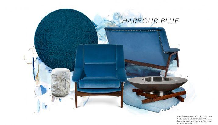 Harbour Blue- Always a good idea blue Harbour Blue- Always a good idea Moodboard 715x410
