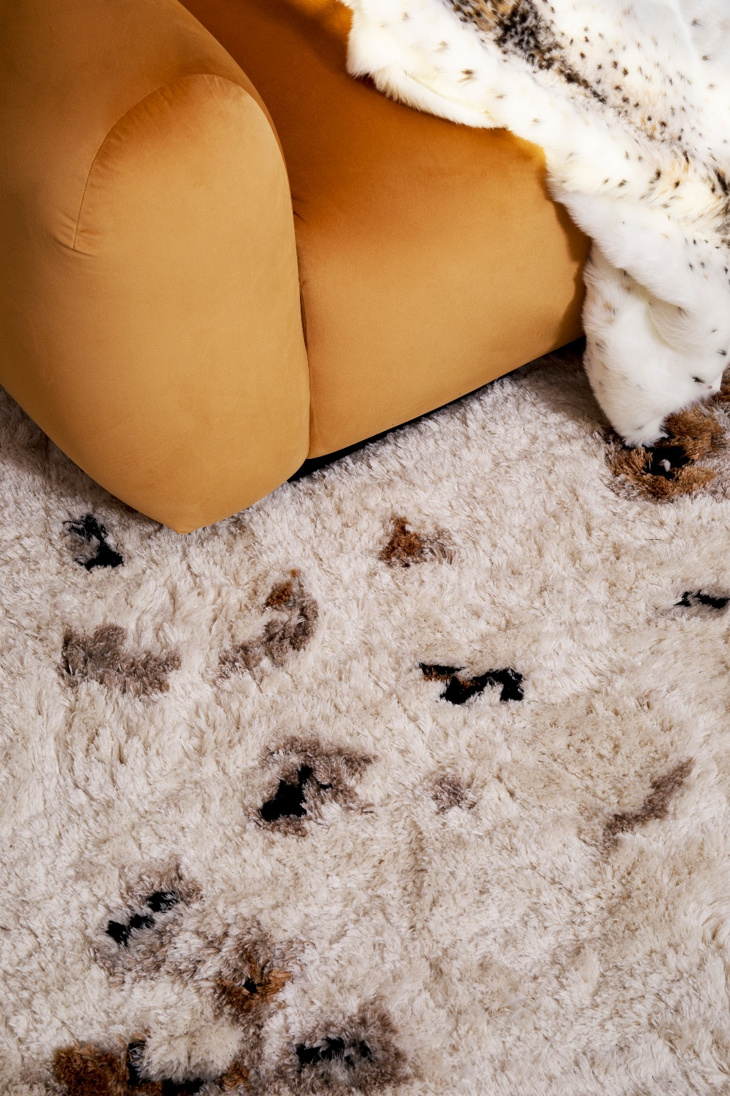 3 Shaggy Rugs For Fall-Winter Season fall-winter 3 Shaggy Rugs For Fall-Winter Season Oslo Details Fall Winter